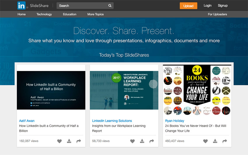 what-is-slideshare