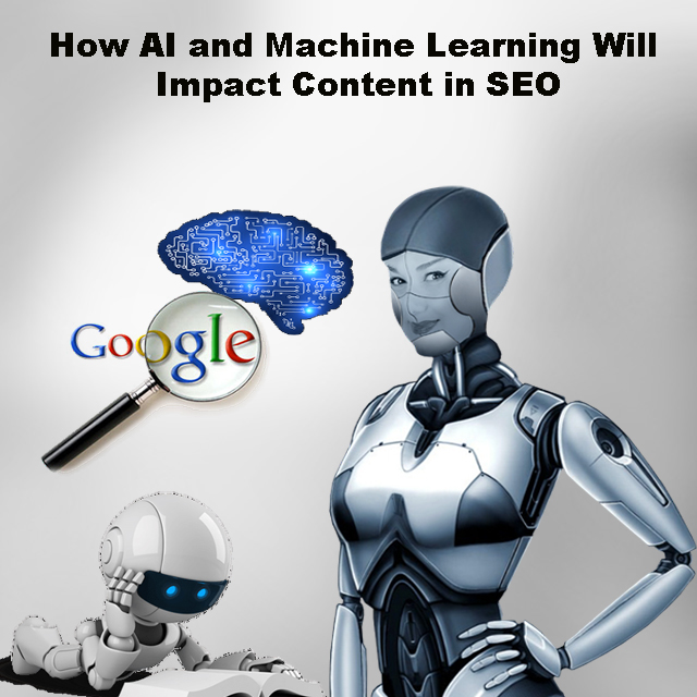 SEO and AI - Machine Learning